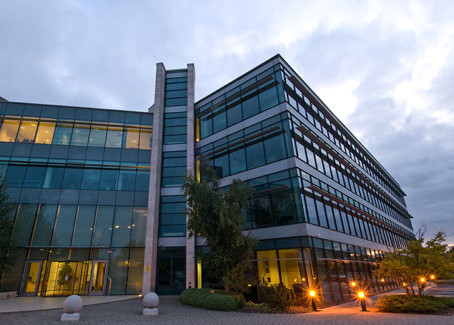 Manchester Airport Business Park Offices 1