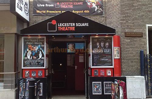 Leicester Square, London, WC2H